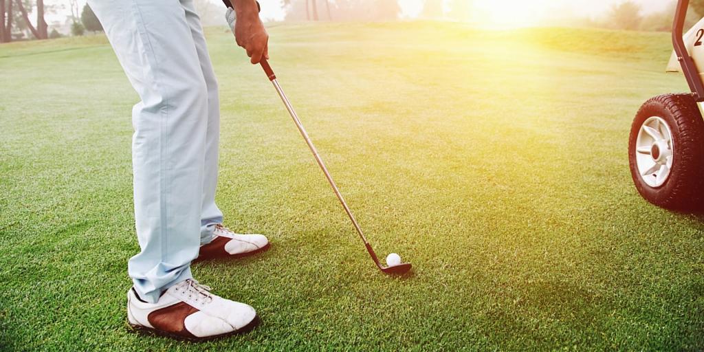 golf, holes, men, gentleman, sport