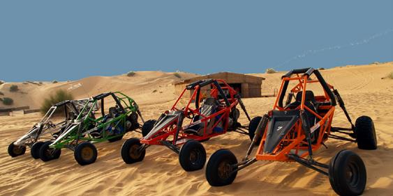 Dune Buggying - Adventure - UAE - Big Boys Toys