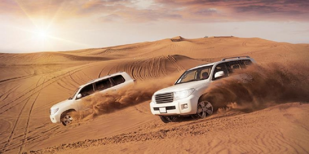 Experience the Adventure in the Middle East
