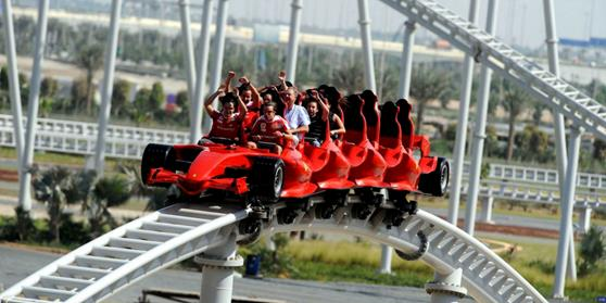 Formula Rossa - Adventure - UAE - Big Boys Toys